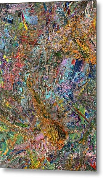 Paint Number 26 Metal Print