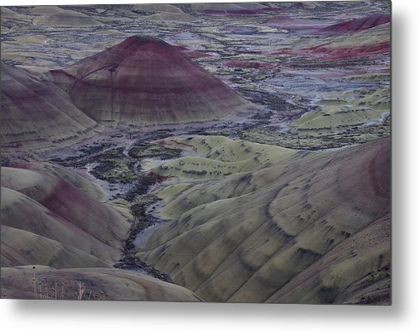 Painted Hills 2 Metal Print