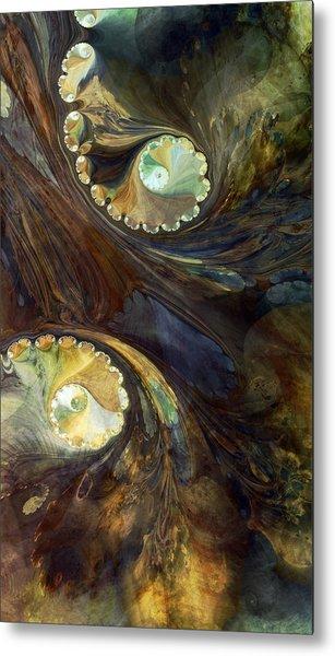 Painters Lament Metal Print by Kim Baker