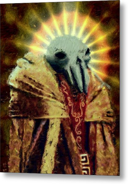 Pak'ma'ra Most Regal Metal Print