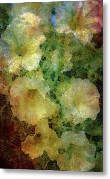 Pale Petunias 5146 Idp_2 Metal Print