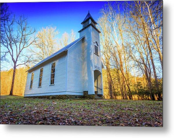 Palmer Chapel Methodist Church Metal Print