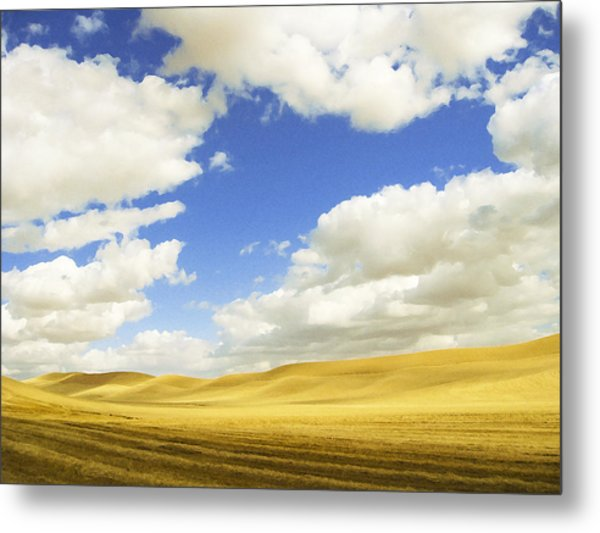 Palouse Valley Metal Print
