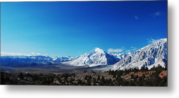 Panorama Metal Print by Jessica Roth
