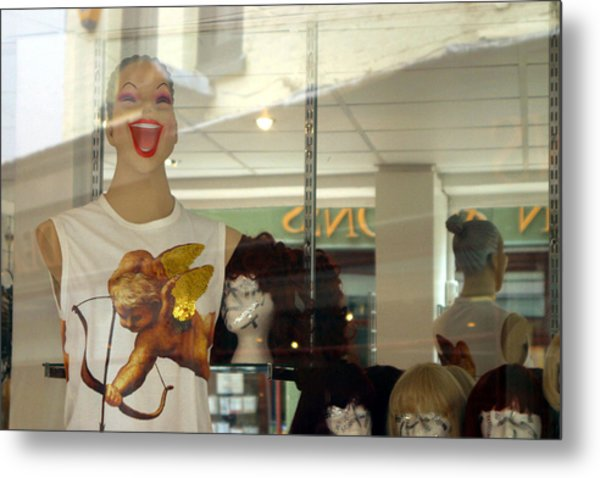 Party On Metal Print by Jez C Self