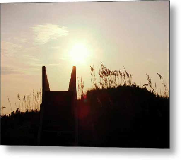 Passion Metal Print by JAMART Photography