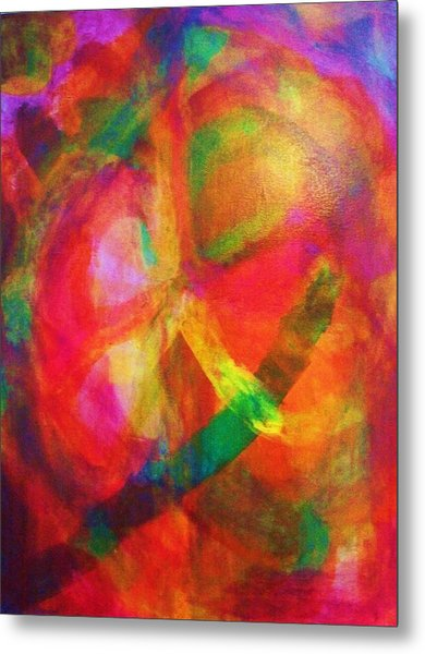 Passion Number Two Metal Print by Ricky Gagnon