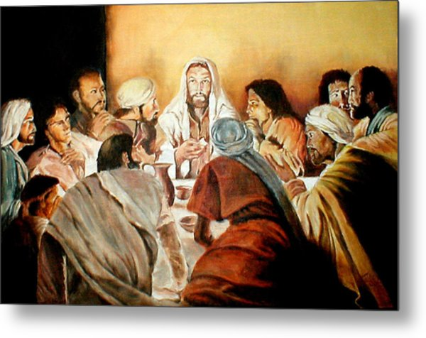 Passover Metal Print by G Cuffia