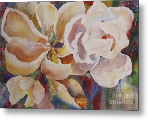 Past Full Bloom Metal Print