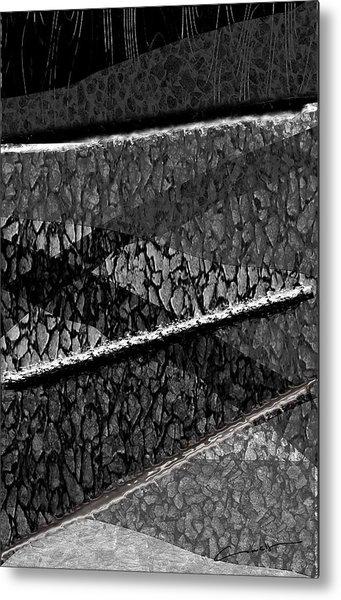 Path To Home Metal Print