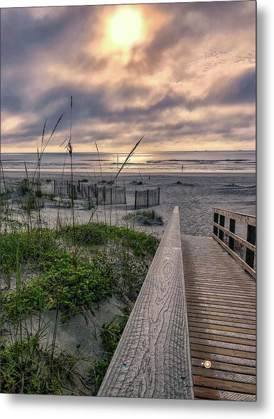 Path To Serenity Metal Print