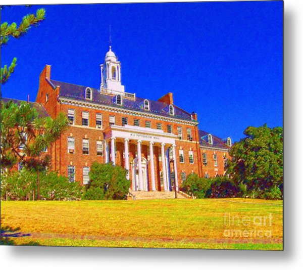 Patterson Hall  Metal Print