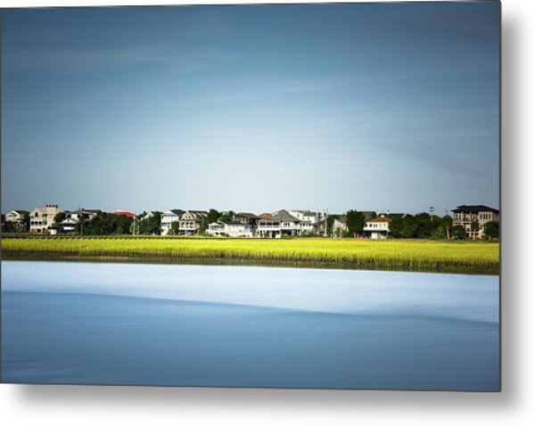 Pawleys Island Marsh Metal Print