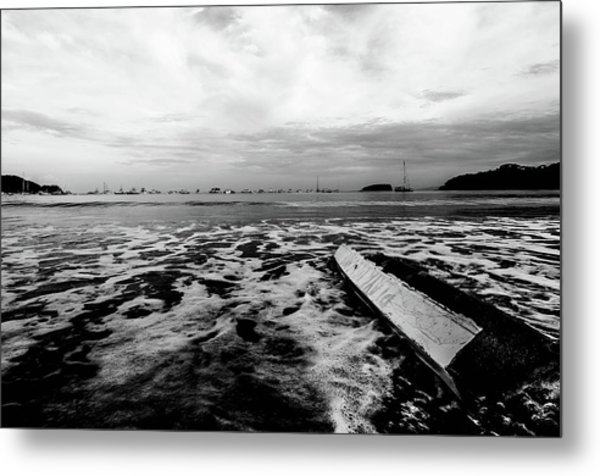 Peace Be Still  Metal Print