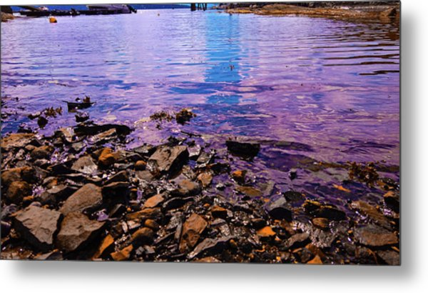 Peace Of Colors  Metal Print