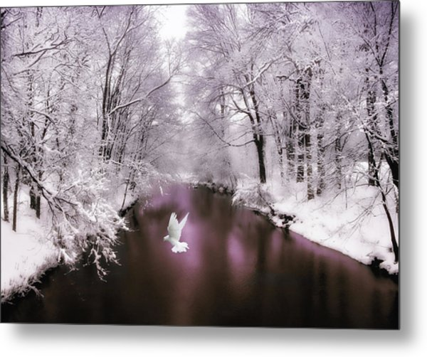 Peace On Earth   Metal Print