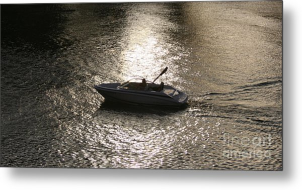 Peaceful Bliss Metal Print by Holly Ethan