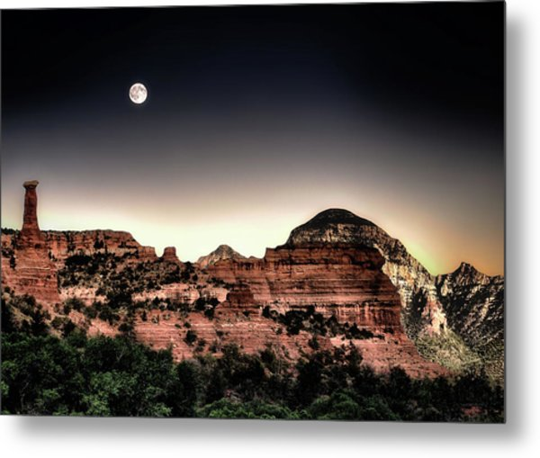Peaceful Easy Feeling Metal Print