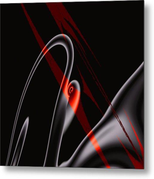 Penman Original-514 Metal Print