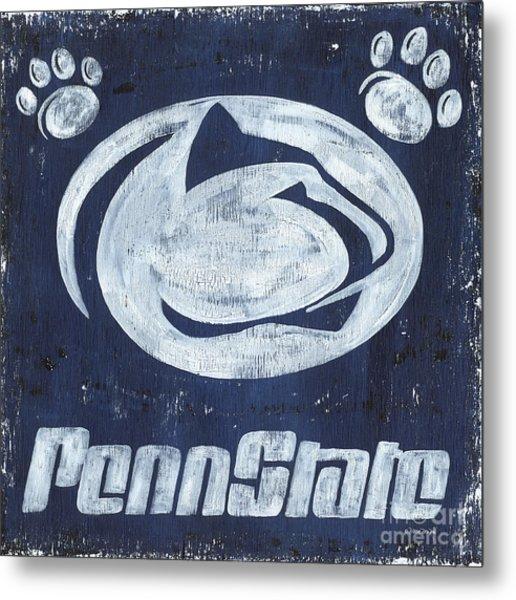 Penn State Metal Print