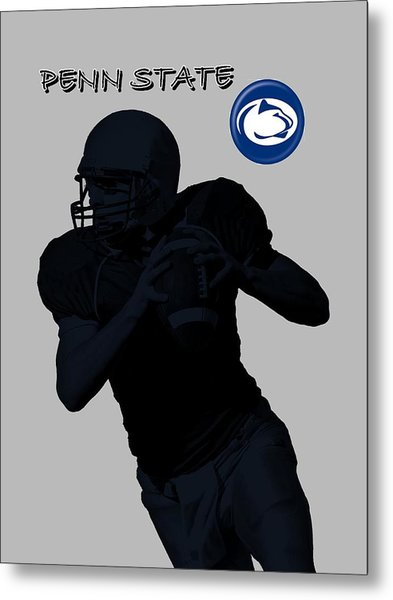 Penn State Football Metal Print