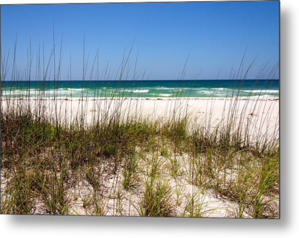 Pensacola Beach 1 - Pensacola Florida Metal Print