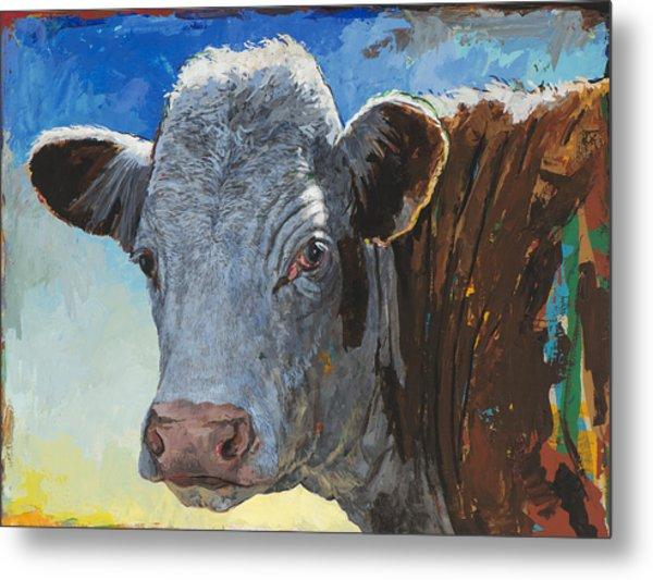 People Like Cows #17 Metal Print