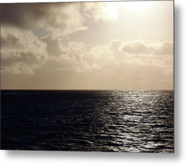 Perfect Ending Metal Print by JAMART Photography