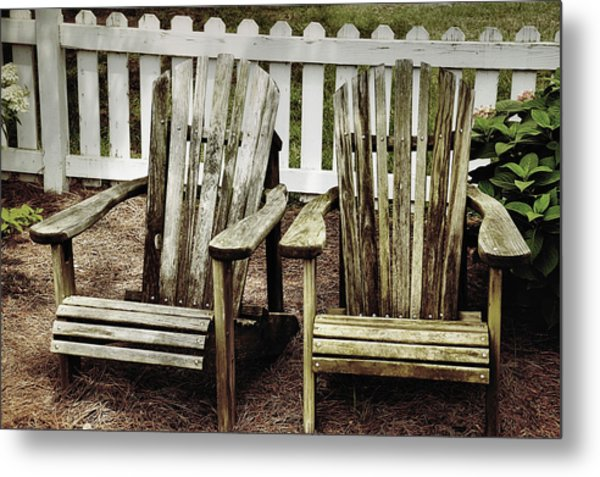 Perfect Pair Metal Print by JAMART Photography