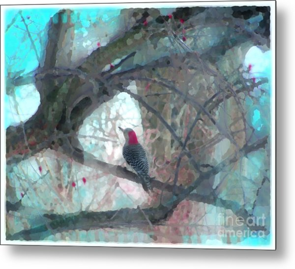 Perfect View Metal Print by Gina Signore