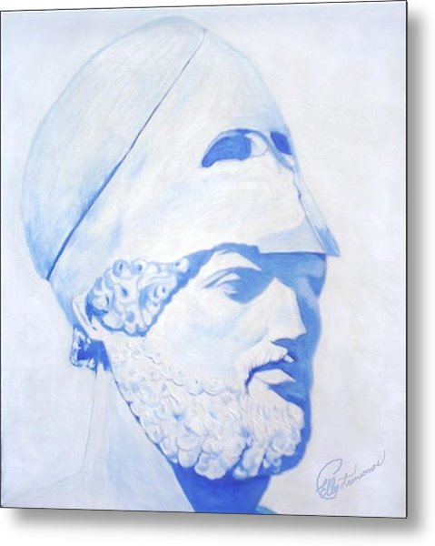 Pericles Metal Print
