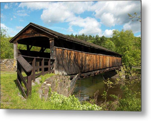 Perrine's Bridge In May Metal Print