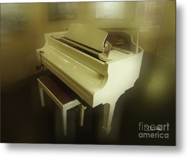 Piano Dream Metal Print