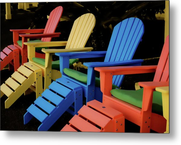 Pick Your Color Metal Print by JAMART Photography