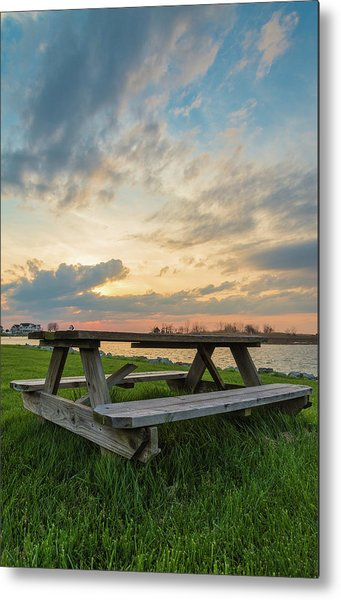 Picnic Time Metal Print