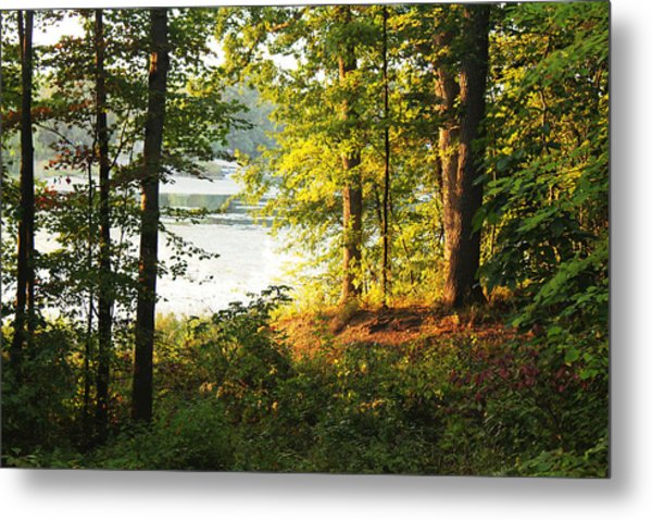 Picturesque Metal Print by Mark  France