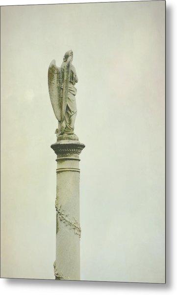 Pillar Of Faith Metal Print by JAMART Photography