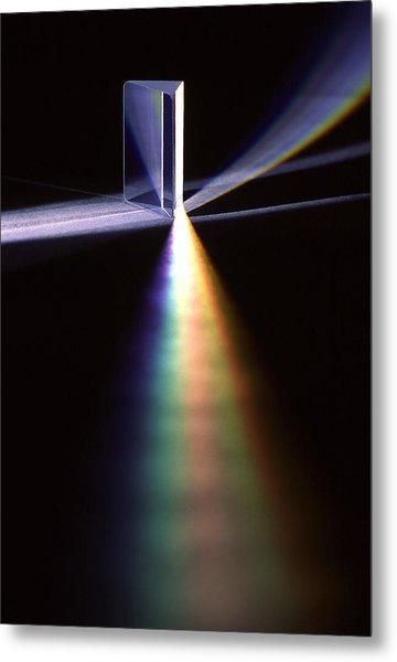 Pink Floyd Physics Metal Print