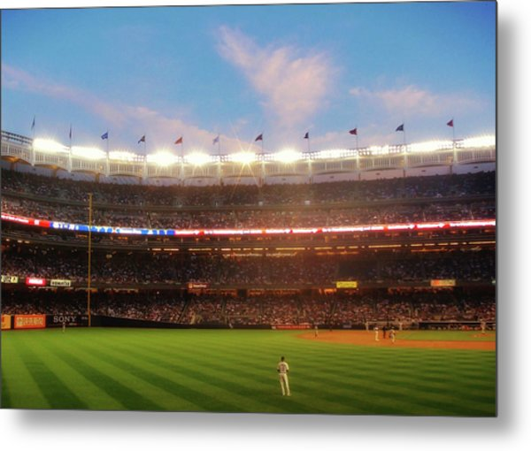 Play Ball Metal Print by JAMART Photography