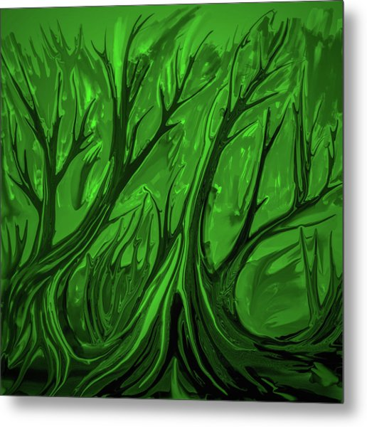 Play Green #h6 Metal Print