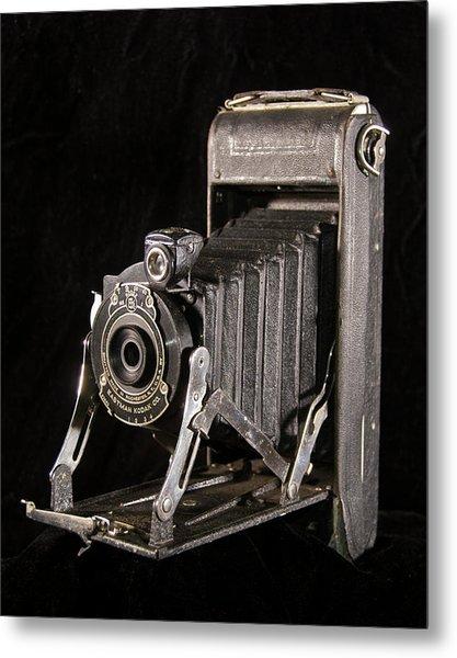 Pocket Kodak Series II Metal Print