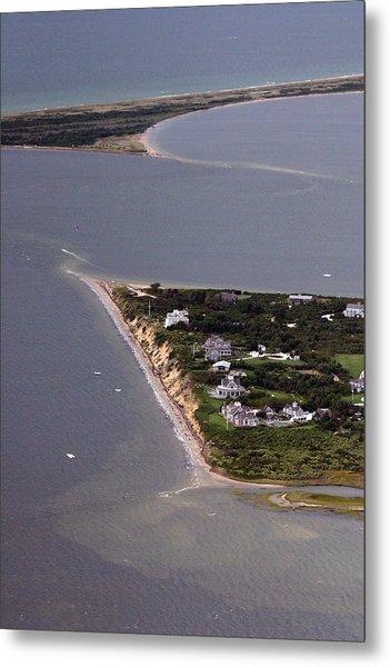 Pocomo Point Nantucket Island Metal Print