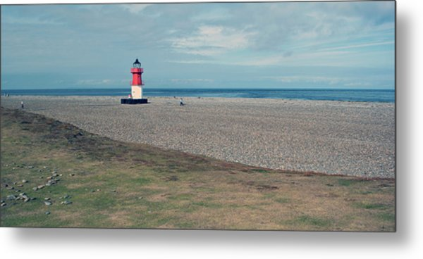 Point Of Ayre Metal Print by Steve Watson