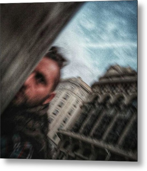 Polonius #hamlet #williamshakespeare Metal Print