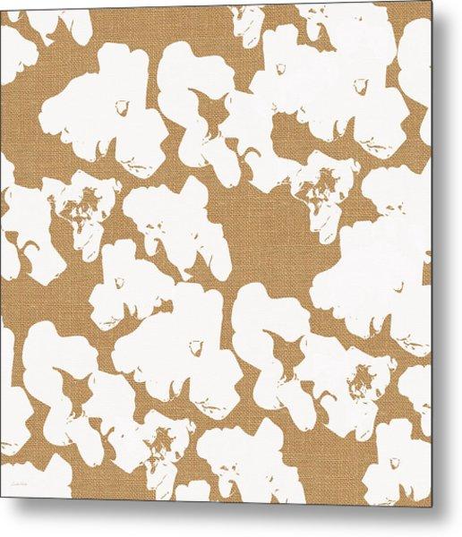 Popcorn- Art By Linda Woods Metal Print