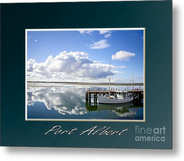 Port Albert Metal Print