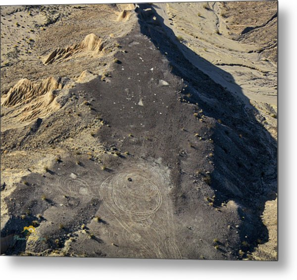 Metal Print featuring the photograph Possible Archeological Site by Jim Thompson