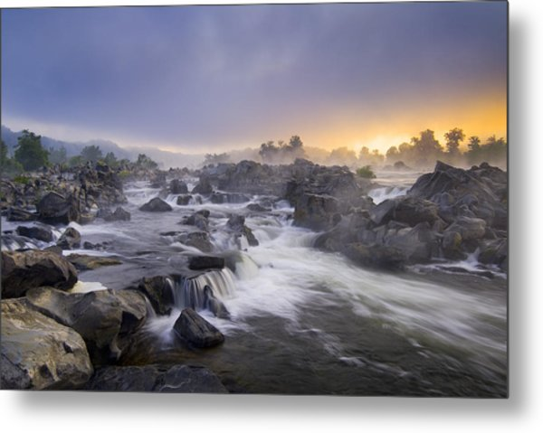 Potomac Light Metal Print