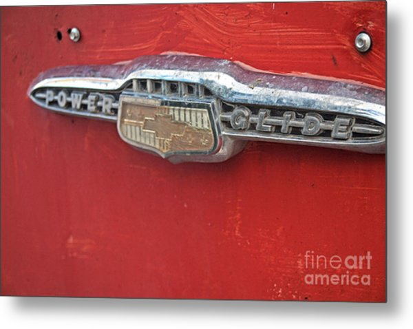Powerglide  Metal Print