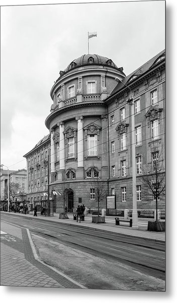 Poznan University Of Medical Sciences Metal Print